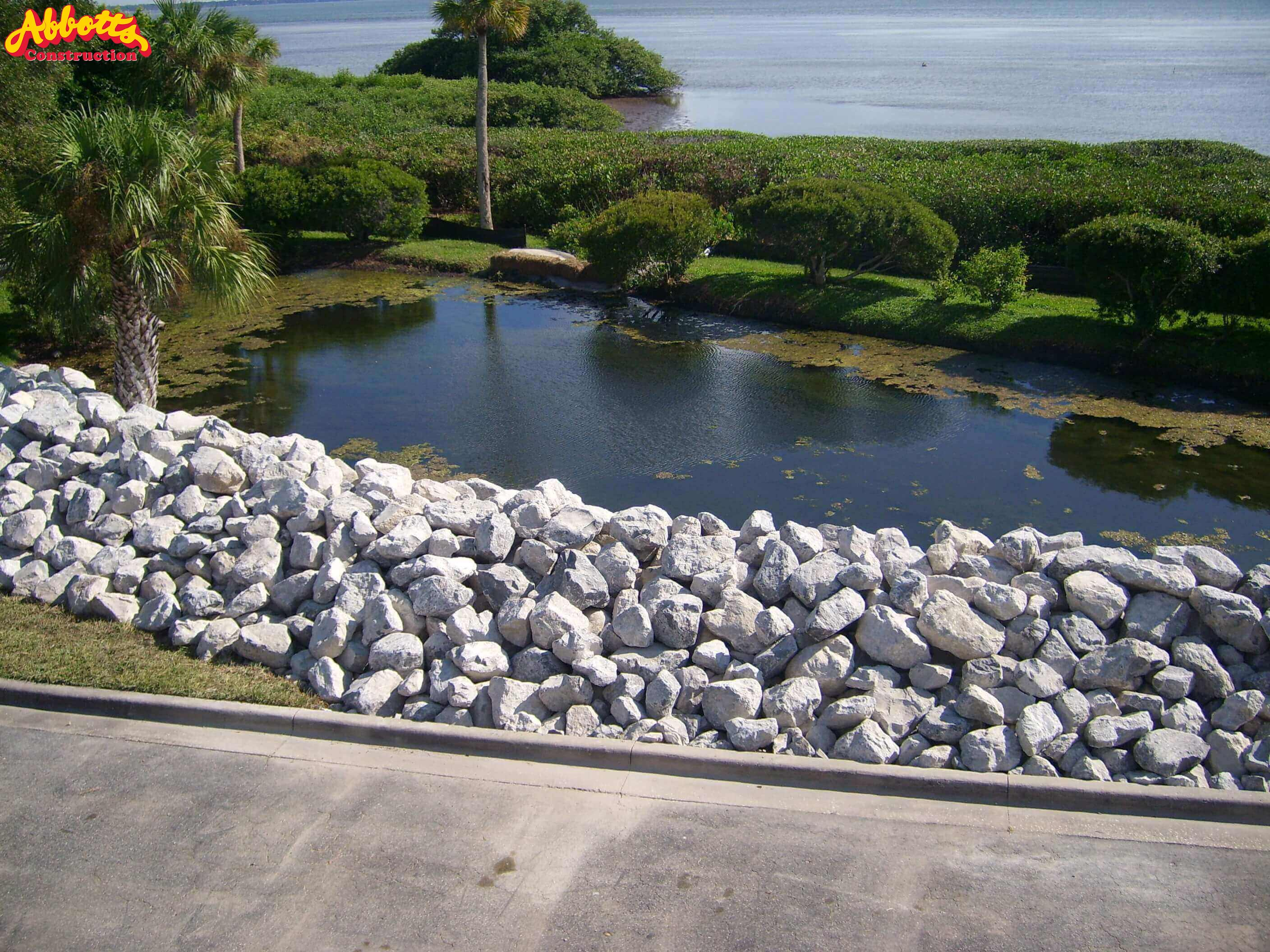 Revetment in Sarasota, FL | Abbotts' Construction Services