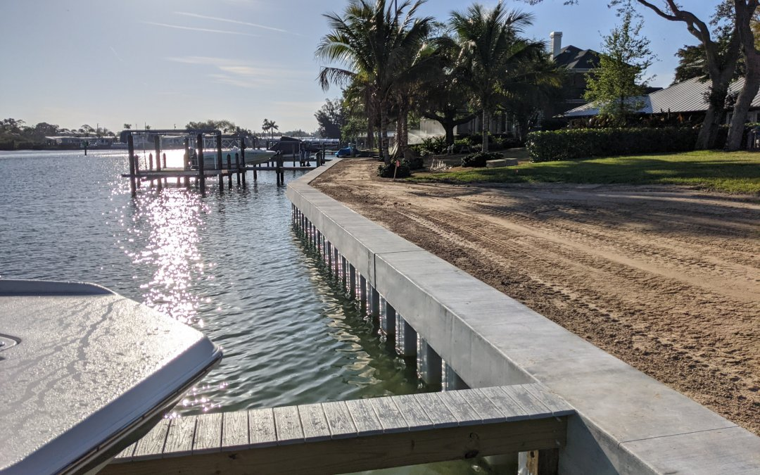 A Waterfront Homeowner's Guide to Seawall Maintenance